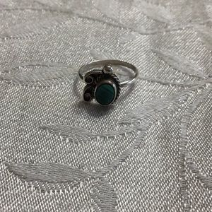Vintage Native American Sterling Ring